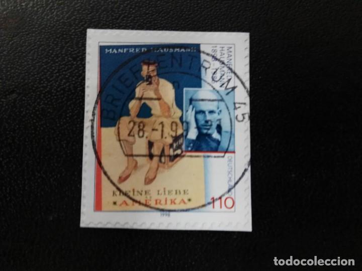 ALEMANIA, 1998. (Sellos - Extranjero - Europa - Alemania)