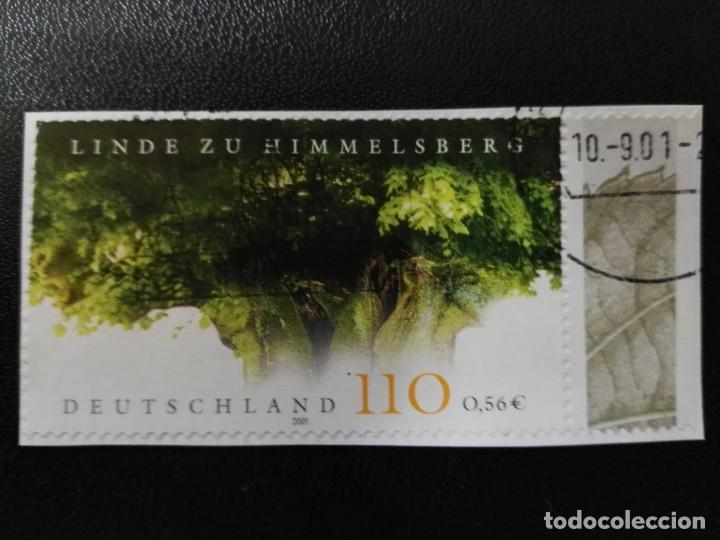 ALEMANIA, 2001. (Sellos - Extranjero - Europa - Alemania)