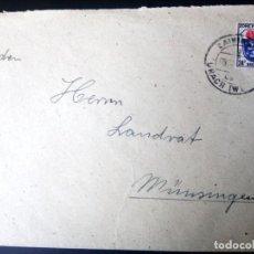 Sellos: ALEMANIA, 1946, OCUPACIÓN FRANCESA. Lote 194571053