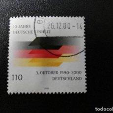 Sellos: ALEMANIA. 2000.. Lote 194635986