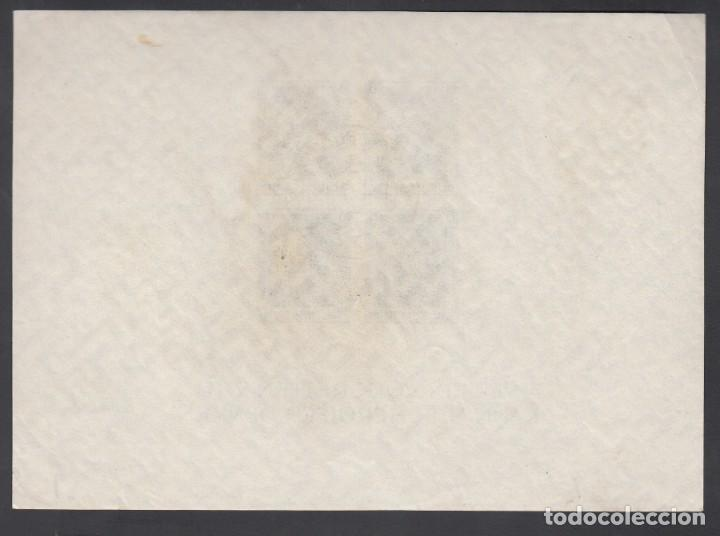 Sellos: ALEMANIA IMPERIO, 1937 YVERT Nº 9, SIN DENTAR, - Foto 2 - 194639451
