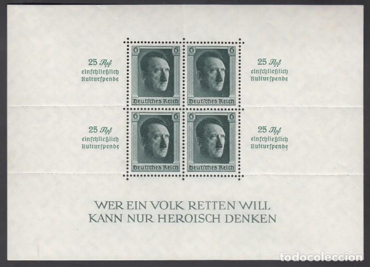 ALEMANIA IMPERIO, 1937 YVERT Nº 10 /*/ (Sellos - Extranjero - Europa - Alemania)