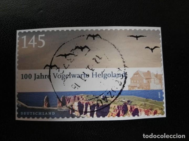 ALEMANIA 2010. BIRD OBSERVATORY HELGOLAND. MI:DE 2792, YT:DE 2617, AFA:DE 3668 (Sellos - Extranjero - Europa - Alemania)