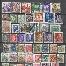 Sellos: R181-LOTE SELLOS ALEMANIA OCUPACIONES AREA ALEMANIA ZONA FRANCESA,BELGICA,DANZIG,ESLOVAQUIA,ESTONIA,. Lote 194990255
