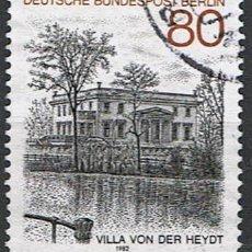 Sellos: SELLO USADO DE BERLIN, YT 648. Lote 195003417