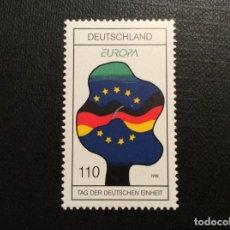 Sellos: ALEMANIA FEDERAL Nº YVERT 1817*** AÑO 1998. EUROPA. FESTIVALES NACIONALES. Lote 195152650