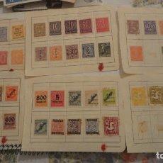 Sellos: ANTIGUO CONJUNTO DE 51 SELLOS ALEMANES.ALEMANIA.. Lote 195332087