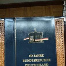 Sellos: 50 AÑOS DE LA REPÚBLICA FEDERAL DE ALEMANIA. Lote 195880918