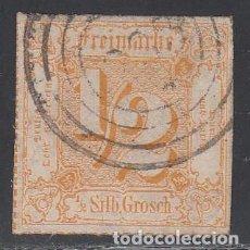 Sellos: TOUR ET TAXIS, 1867 YVERT Nº 28. Lote 196336691