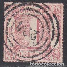 Sellos: TOUR ET TAXIS, 1867 YVERT Nº 29. Lote 196336743