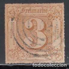 Sellos: TOUR ET TAXIS, 1867 YVERT Nº 31. Lote 196338377