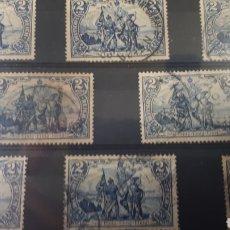 Sellos: SELLOS DE ALEMANIA MUY DIFICILES AÑO 1900 YVERT 62 USADOS C83. Lote 197359387
