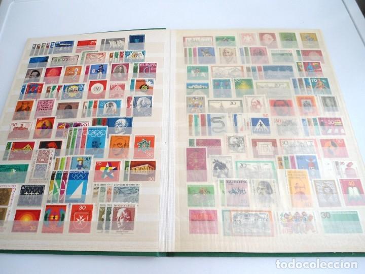 Sellos: ALEMANIA FEDERAL AÑO 1963-77 - SERIES COMPLETAS - SIN FIJASELLOS - Foto 2 - 197452248