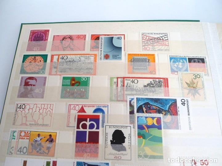 Sellos: ALEMANIA FEDERAL AÑO 1963-77 - SERIES COMPLETAS - SIN FIJASELLOS - Foto 13 - 197452248