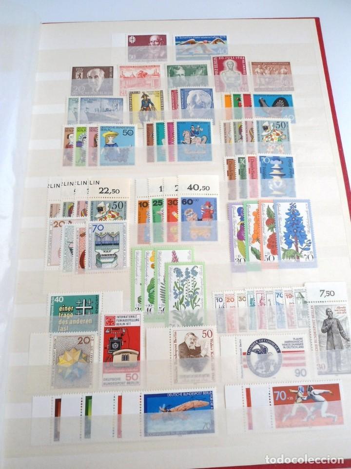 ALEMANIA BERLIN AÑO 1954-78 - 28 SERIES COMPLETAS - SERIES NUEVAS (Sellos - Extranjero - Europa - Alemania)