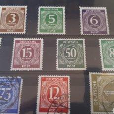 Francobolli: SELLOS DE ALEMANIA AÑO 1946 USADOS C118. Lote 197563630