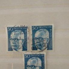Sellos: 1970 ALEMANIA. Lote 198766266