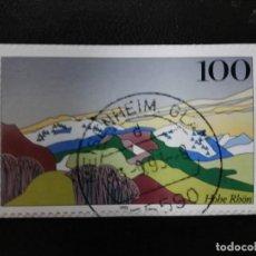 Sellos: ALEMANIA,1993. HOHE RHÖN (VIEWS FROM GERMANY). YT:DE 1517, (353). Lote 199673247