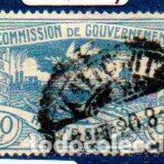 Sellos: ALEMANIA.- AÑO 1920.- ALTA SILESIA, EN USADO. Lote 204519373