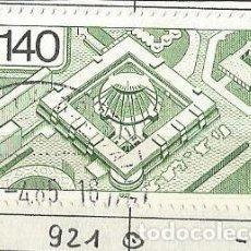 Sellos: ALEMANIA FEDERAL 1977 - PALAIS DE EUROPA EN ESTRASBURGO - MI: 921. Lote 204822816