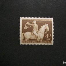 Sellos: /26.05/-III RAICH-1943-Y&T 775 SERIE COMPLETA EN NUEVO CON CHARNELA(**MLH). Lote 205848502