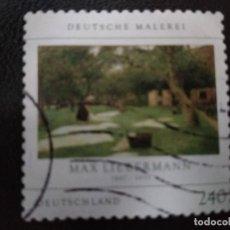 Sellos: ALEMANIA 2013. MAX LIEBERMANN DIE RASENBLEICHE. MI:DE 2974 (2332). Lote 206189867