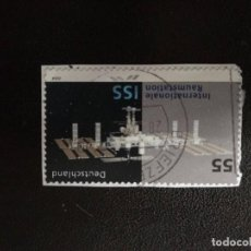 Sellos: ALEMANIA 2004. ISS SPACE STATION. MI:DE 2433 (90). Lote 206298561