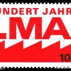 Sellos: ALEMANIA FEDERAL,1990 YVERT Nº 1291 /**/, DÍA DEL TRABAJO. Lote 207042433
