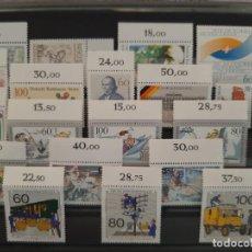 Sellos: SELLOS BERLIN AÑO 1990 COMPLETO GRAN VALOR CATALOGO. Lote 207303508