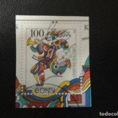 Francobolli: ALEMANIA, 1996.MI:DE 1853, (281). Lote 211460426