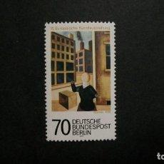 Sellos: /12.07/-BERLIN-1977-Y&T 513 SERIE COMPLETA EN NUEVO SIN FIJASELLOS(**MNH). Lote 211603257
