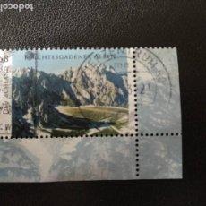 Sellos: ALEMANIA 2013. NATIONALPARK BERCHTESGARDEN. MI:DE 3017, (573). Lote 211615765