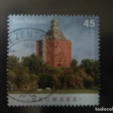 Sellos: ALEMANIA 2010. NEUWERK (BUILT 1300-1310). MI:DE 2800, (590). Lote 211617575