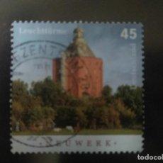 Sellos: ALEMANIA 2010. NEUWERK (BUILT 1300-1310). MI:DE 2800, (590). Lote 211617630