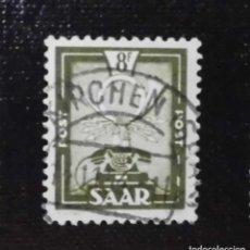 Sellos: 1951 ALEMANIA, SARRE, MOTIVOS LOCALES , 8 FR. Lote 211627059