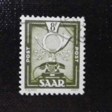 Sellos: 1951 ALEMANIA, SARRE, MOTIVOS LOCALES , 8 FR. Lote 211627136