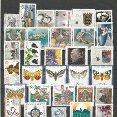 Sellos: SELLOS DE ALEMANIA AÑO 1992 COMPLETO NUEVO. CATÁLOGO YVERT. Lote 278286088