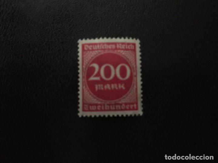 200 MARK ZWEIHUNDERT, DEUTSCHES REICH. (981) (Sellos - Extranjero - Europa - Alemania)