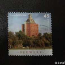 Timbres: ALEMANIA 2010. FAROS. NEUWERK (BUILT 1300-1310)YT:DE 2625,. Lote 214307661