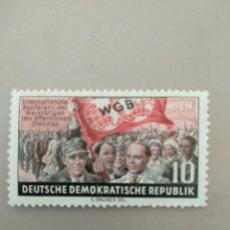 Sellos: SELLOS DE ALEMANIA (DDR). Lote 214721812