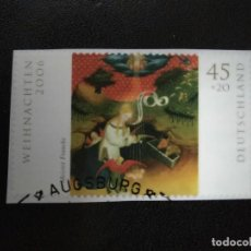 Timbres: ALEMANIA 2006. MEISTER FRANCKE. YT:DE 2397,. Lote 215481687