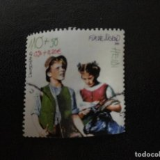 Timbres: ALEMANIA 2001. HEIDI (YOUTH BOOKS). YT:DE 2026,. Lote 215484185