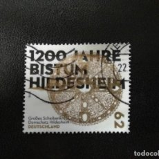 Timbres: ALEMANIA 2015. 1200 YEARS DIOCESE HILDESHEIM. YT:DE 2947,. Lote 215486341