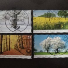 Timbres: ALEMANIA 2006. SERIE COMPLETA SEASONS.. Lote 217284746
