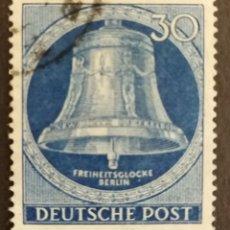 Sellos: ALEMANIA (BERLÍN) N°90 USADO (FOTOGRAFÍA REAL). Lote 217710228