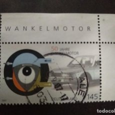 Timbres: ALEMANIA FEDERAL 2007.50 YEARS WANKEL ENGINE. YT:DE 2408,. Lote 217949977