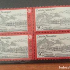 Sellos: ALEMANIA 1977 50 PF BLOQUE EUROPA 935. Lote 218020168