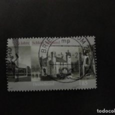 Timbres: ALEMANIA FEDERAL 2007. 700TH ANNIV. OF MOYLAND SCHLOSS. YT:DE 2426,. Lote 218046843