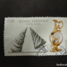 Timbres: ALEMANIA FEDERAL 2008, 500TH BIRTH ANNIV. OF WENZEL JAMNITZER. YT:DE 2464,. Lote 218651316