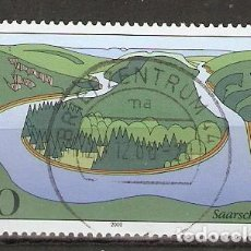 Francobolli: ALEMANIA FEDERAL.2000. YT 1966. Lote 218683682